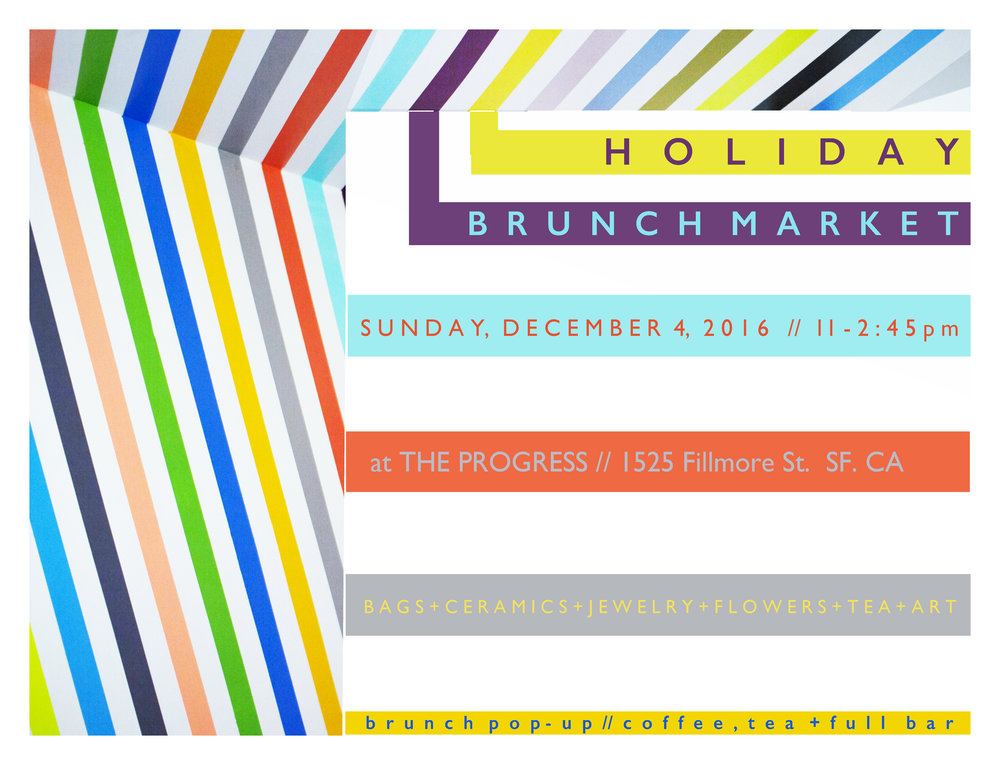 Progress Holiday Brunch Market
