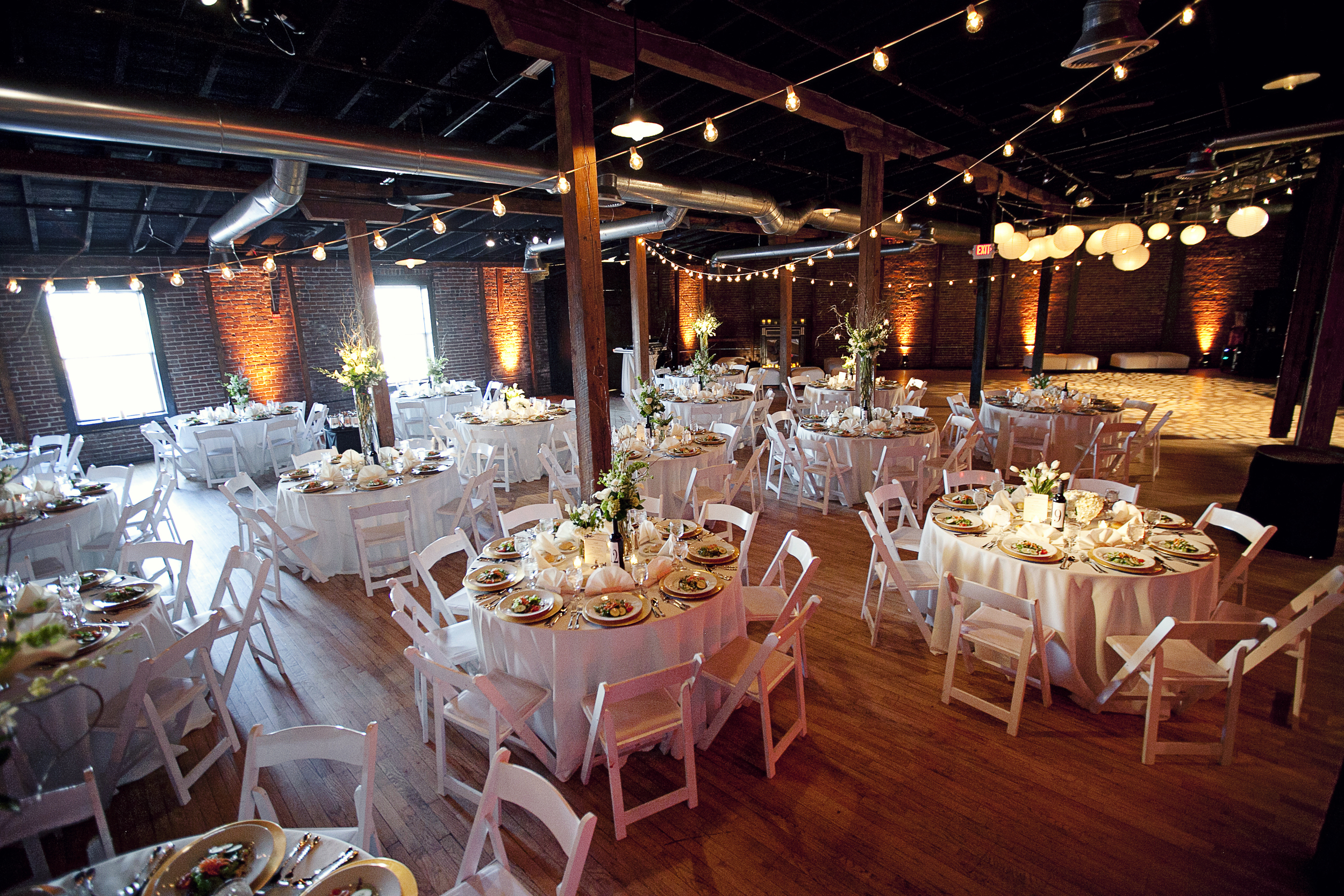 Events on cannery row nashville event spaces nashville weddings nashville wedding planner reception cannery ballroom junglespirit Choice Image