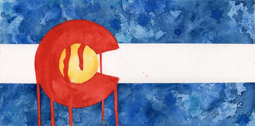 CO Drip Flag