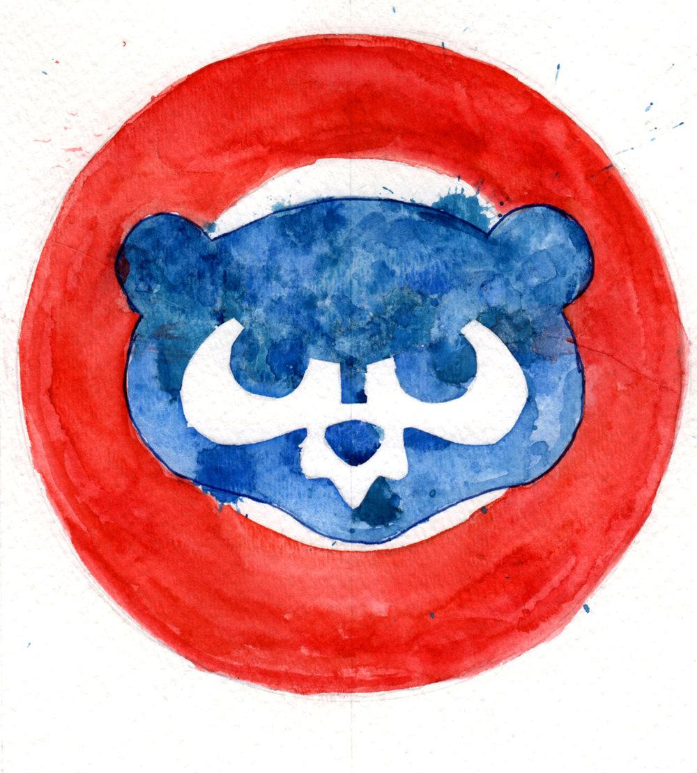 Cubs Bear Logo