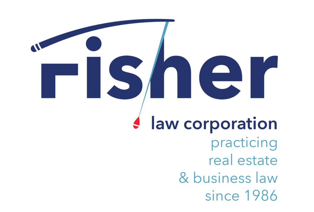 Fisher is een advocatenkantoor. Door het gebruik van de hengel blijft de bedrijfsnaam beter hangen bij de klanten. Het logo krijgt iets speels zonder daarin te ver te gaan in de relatief conservatieve juristenwereld.
