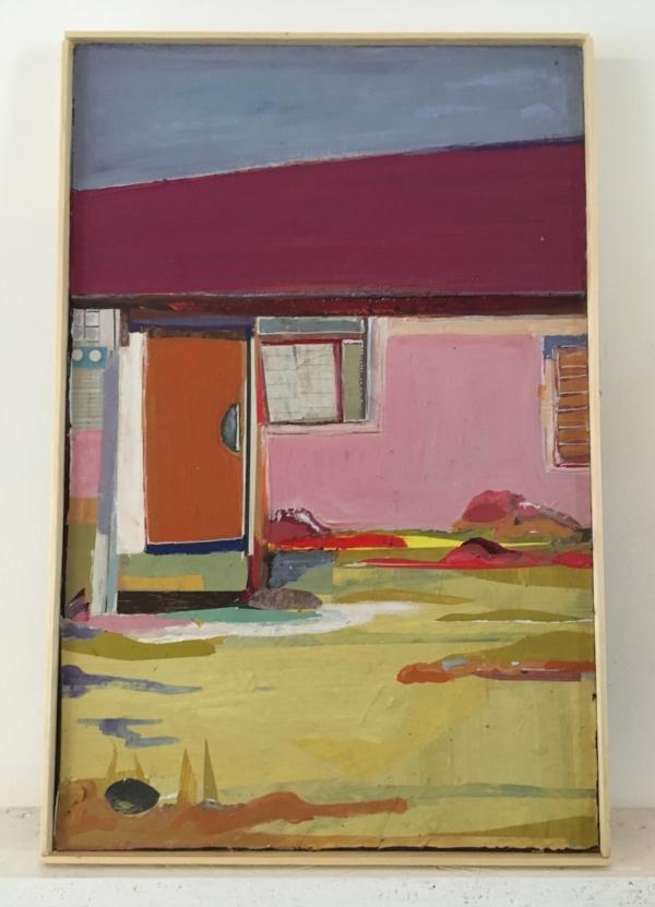 Frank Visser Orange Door OTR6