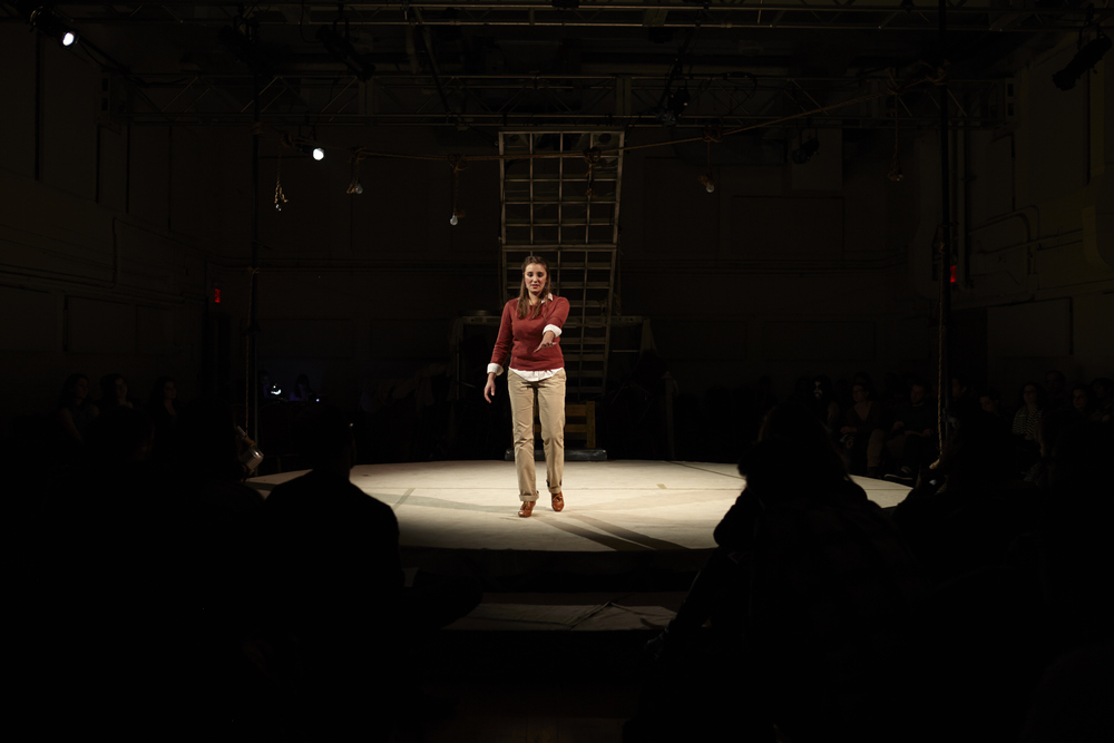 Pipeline Theatre's Brave New Works 7   photo by Suzi Sadler