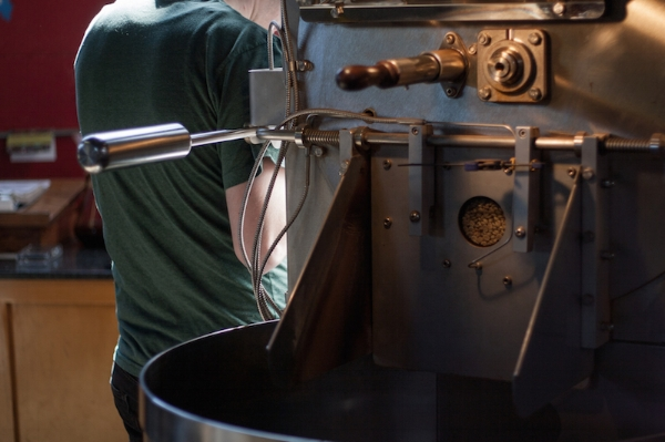 Loring Kestrel coffee roaster