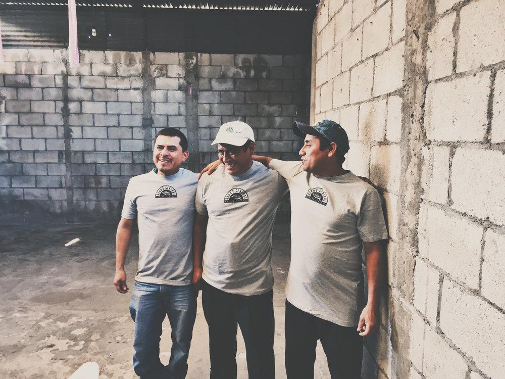 SAN MIGUEL ESCOBAR CO-OP - SAN MIGUEL ESCOBAR, GUATEMALA