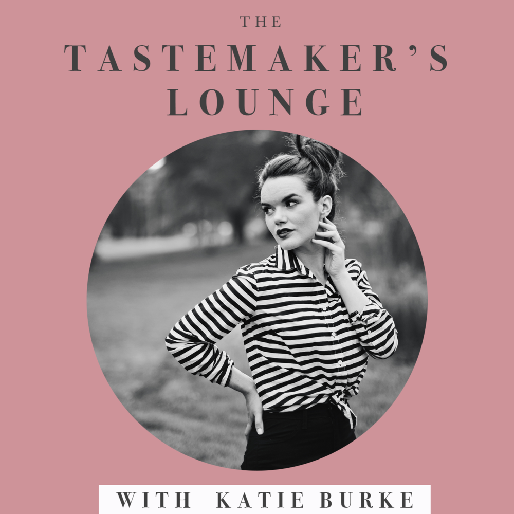 Listen to my interview with Ali on my podcast, The Tastemaker's Lounge!