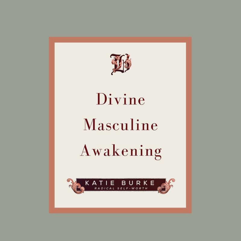 Divine Masculine Coaching
