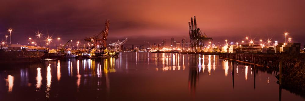 Harbor Island, Seattle
