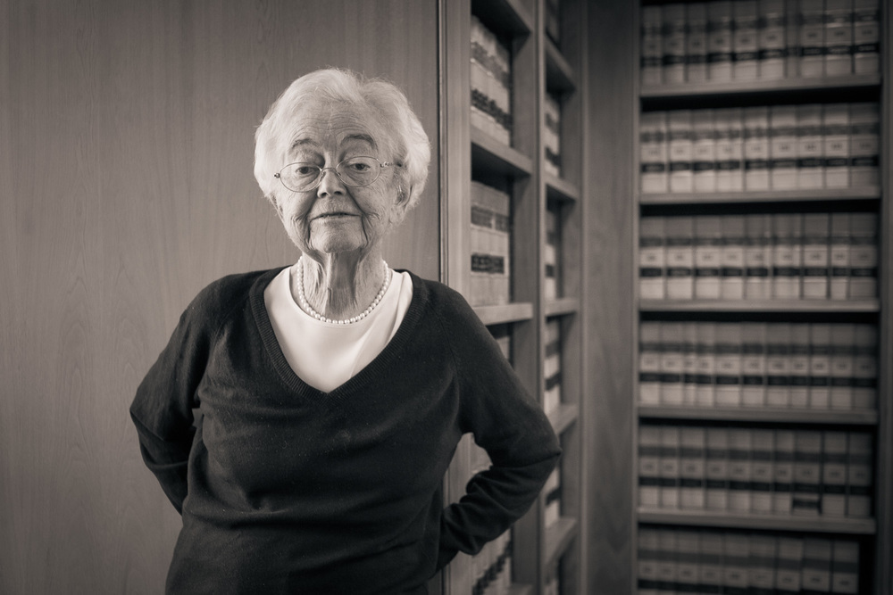 Ninth Circuit Judge Betty Fletcher, client: Seattle Weekly