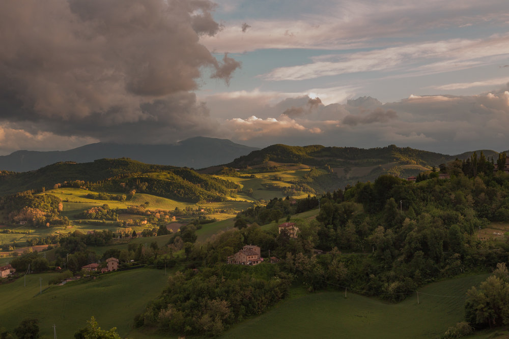 Marche Countryside, Urbino, Italy