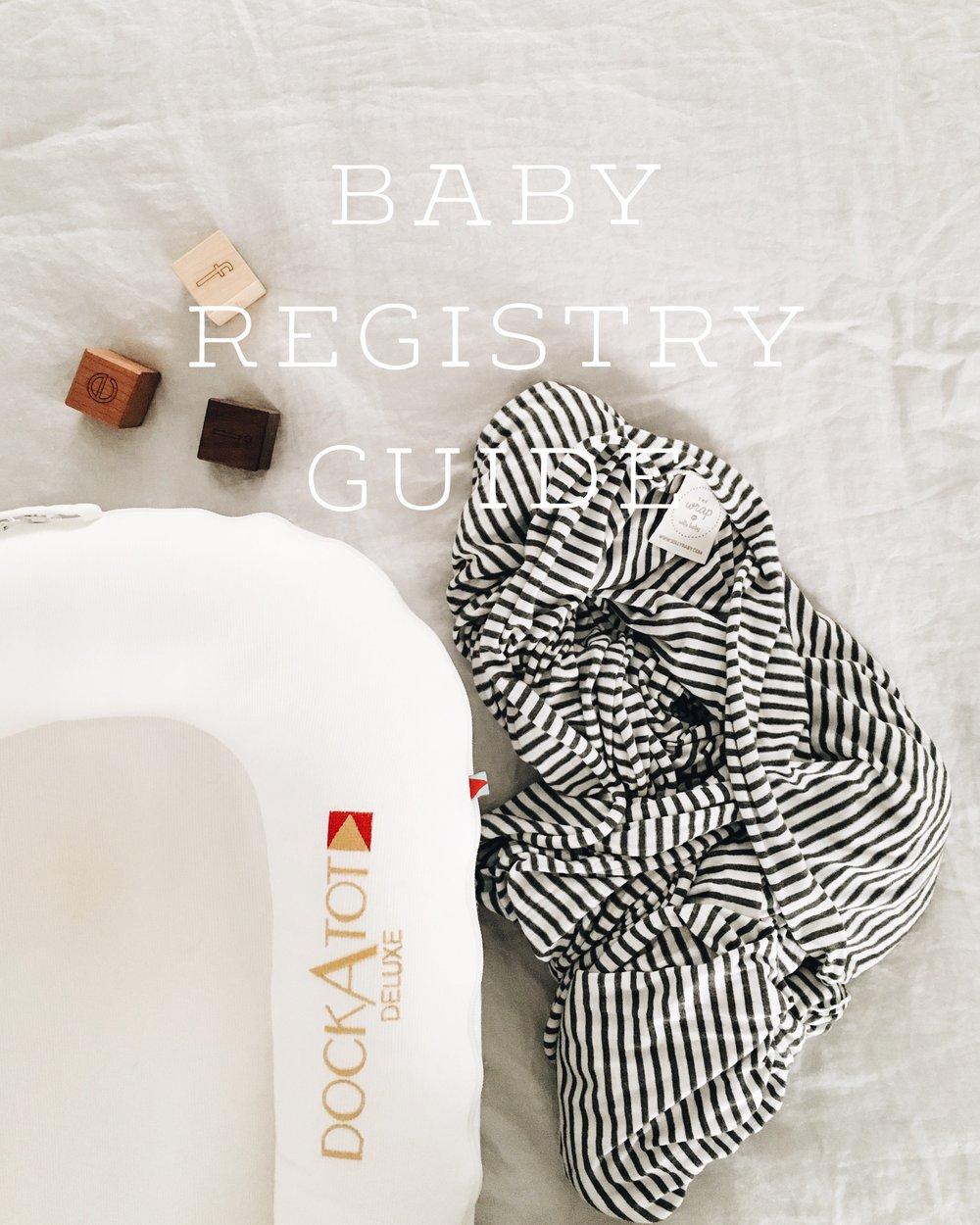 baby-registry-guide