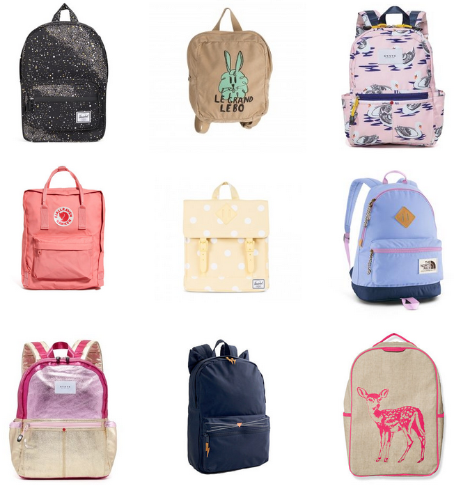 Toddler Backpacks