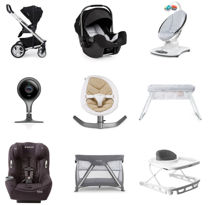 Best Baby Gear for Registry