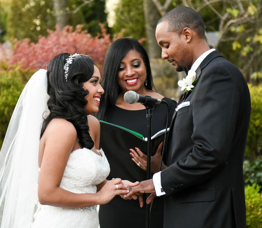 Wedding Officiant | New York City | New Jersey | Philadelphia