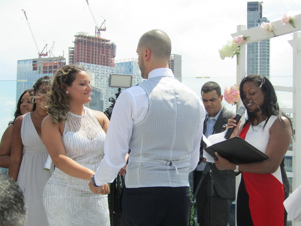 Weddings By Aretha | Wedding Officiant