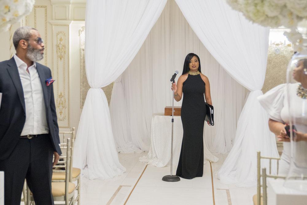 Aretha Gaskin   Weddings By Aretha