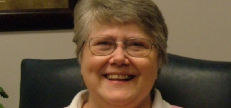 Karen Rhea has been our Financial Secretary since June 1995. She has lived in the De Queen area since 1980.