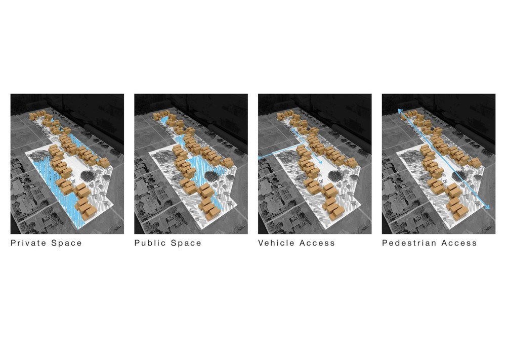 Housing Module Deployed at Large Scale