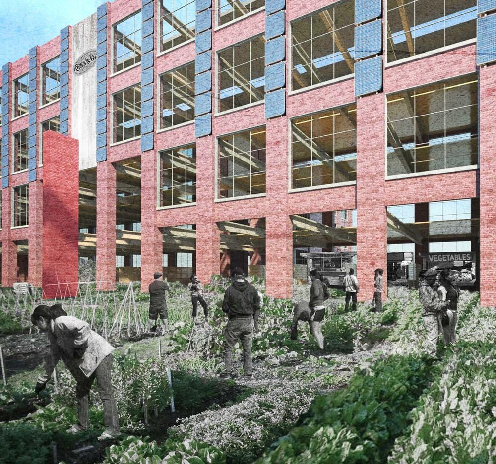 Urban Renewal Catalyst Interior