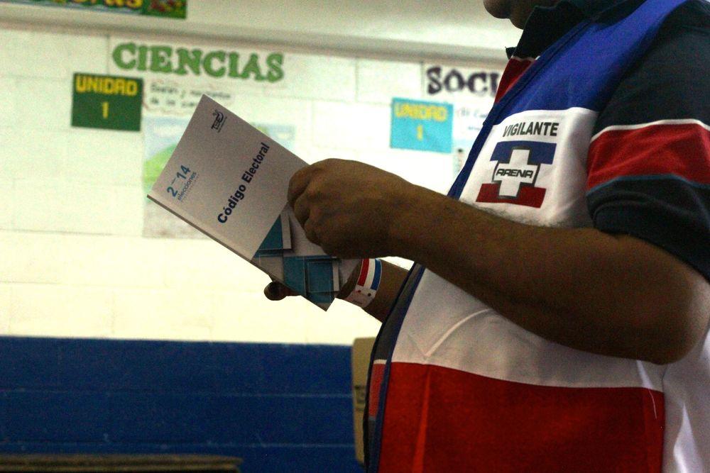 Voter watcher