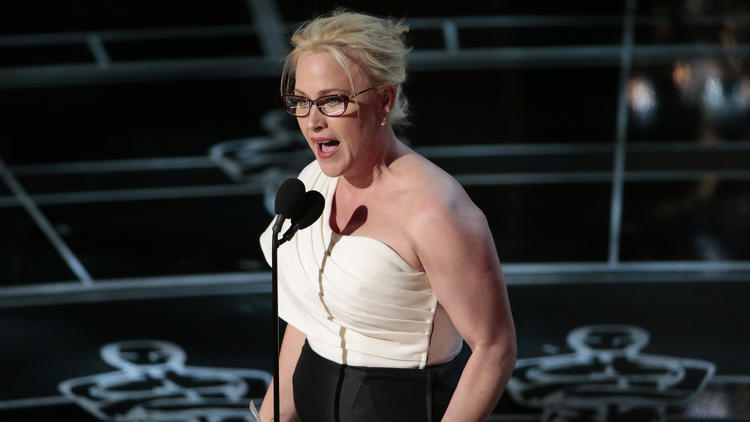Patricia Arquette, Best Supporting Actress  (Boyhood)