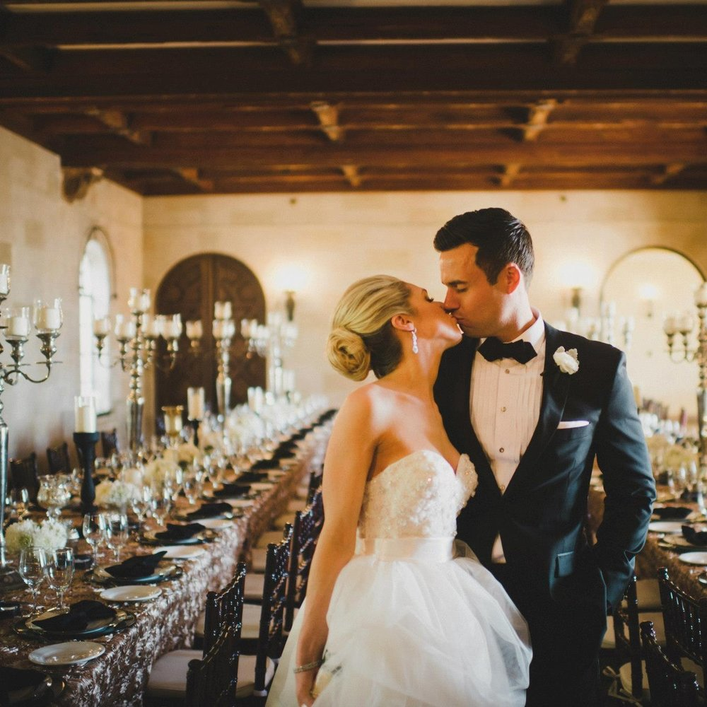 Julia & Brad: Powel Crosley Estate(Sarasota, Florida)