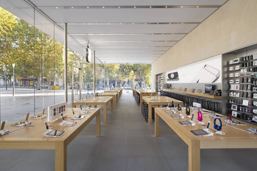 Apple Store - Aix-en-Provence, France