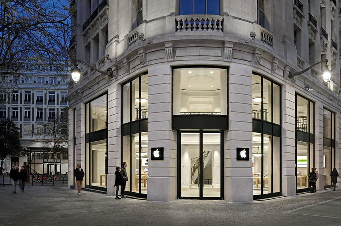 Apple Store - Lille, France