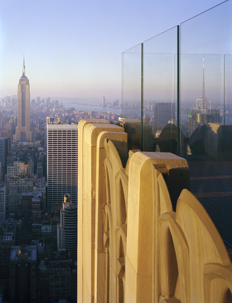 Top of The Rock, Observation Deck