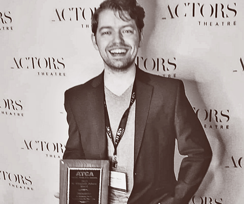 PLAINCLOTHES wins the 2019 Osborn Award! - It was awarded by the American Theatre Critics Association, who also named Spenser's play as one of the six Harold & Mimi Steinberg/ATCA New Play Award finalists.