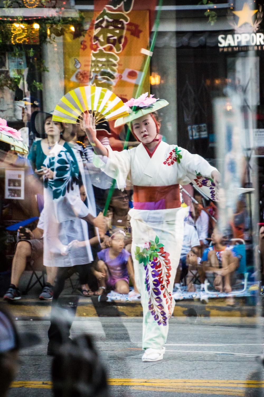 Nisei Festival, Little Tokyo, Los Angeles