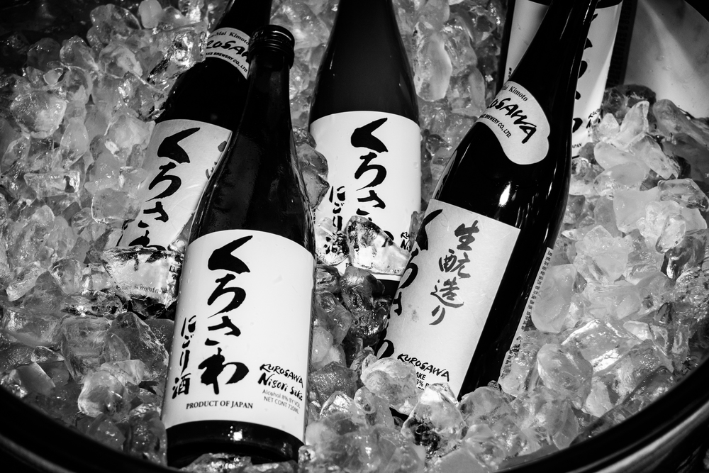 Sake Tasting, Downtown Los Angeles