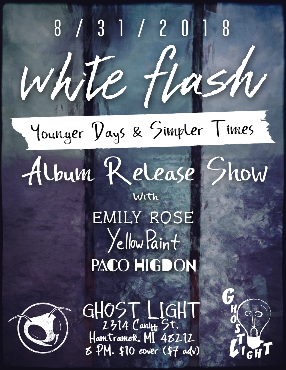 White Flash Album Release Poster.png