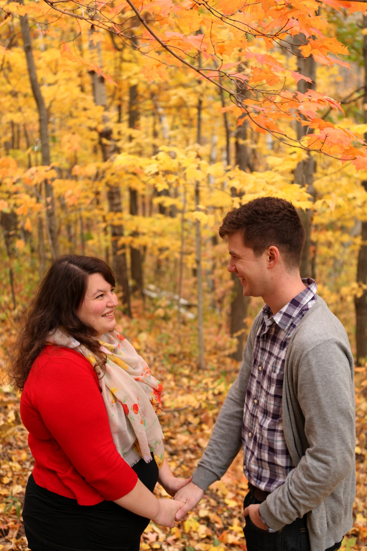 Milwaukee Engagement Photography