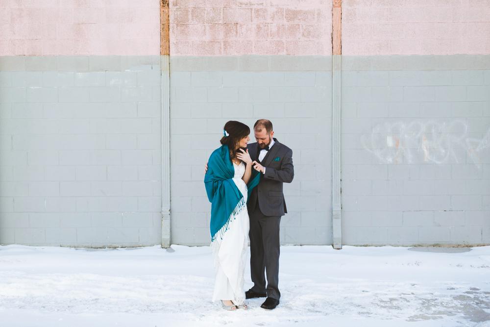 JON + ELIZABETH  WEDDING