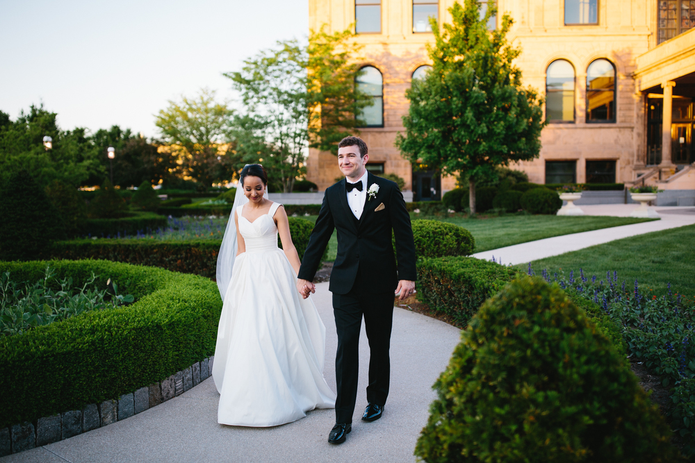SHAUN + DARSHANA |  DES MOINES, IA  WEDDING