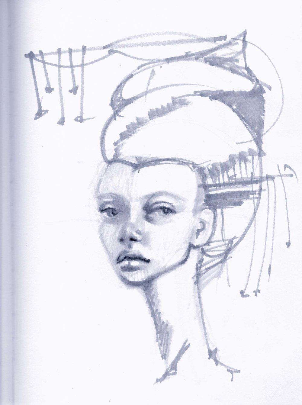 ivette-cabrera-art-sketches-kumari.jpeg