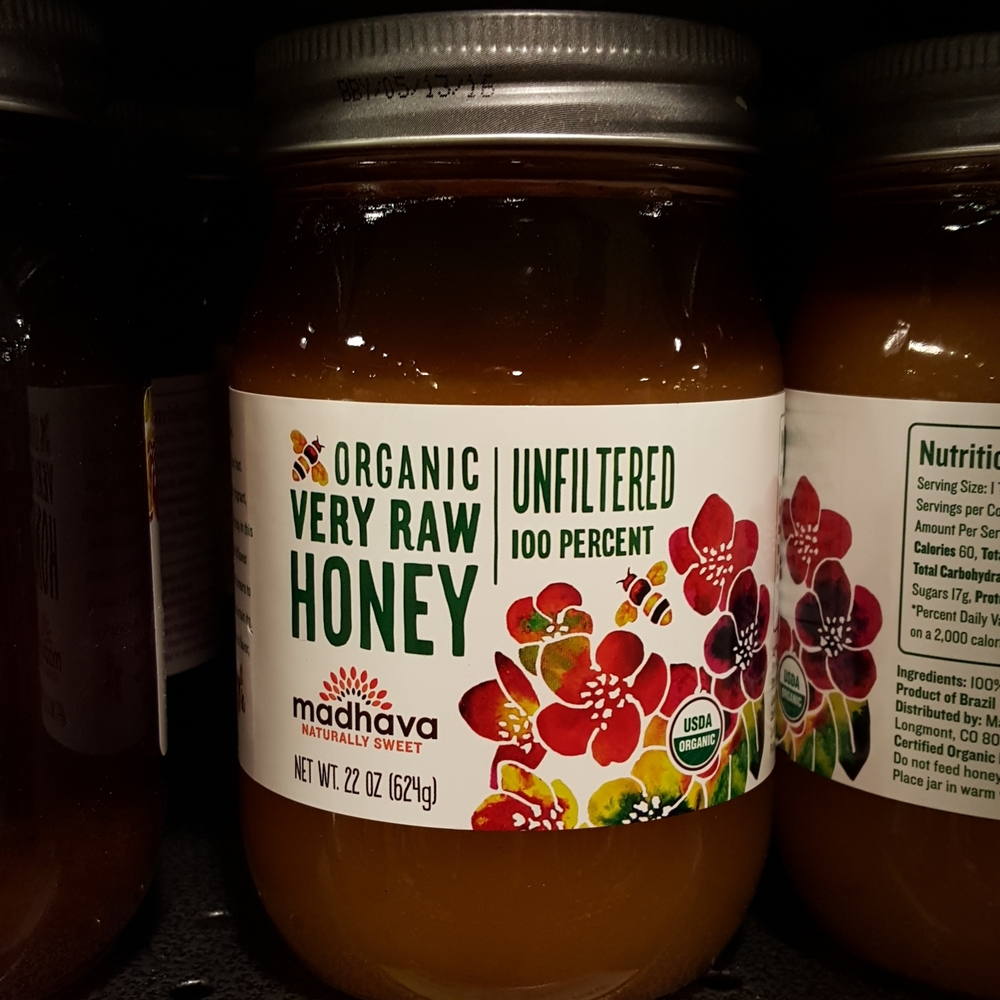 Brazillian Organic Honey