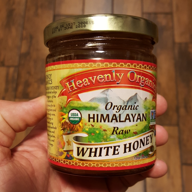 Indian Organic Honey
