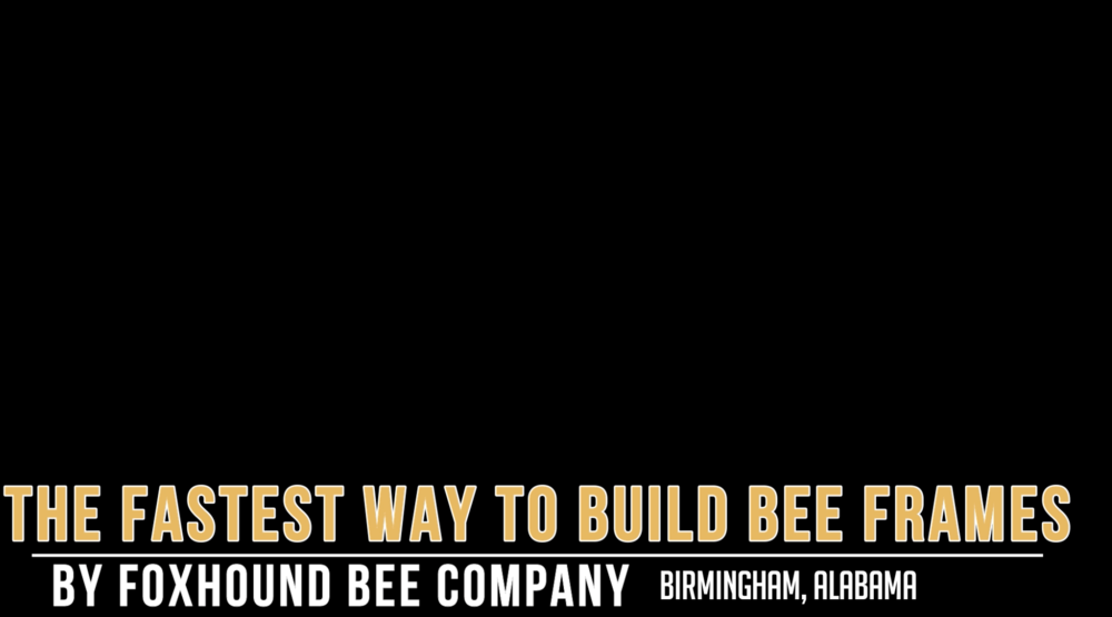 The fastest way to build bee frames foxhound bee company if you want a smaller version of the tool we use to build our frame check out below solutioingenieria Image collections