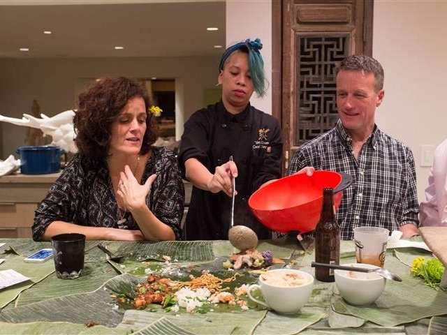 Gilbuena hopes her Salo Series will help spread Filipino cuisine to every corner of the country. Photo:  NBC News