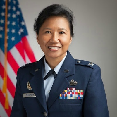 Colonel Shirley S. Raguindin, US FWN100™ '07