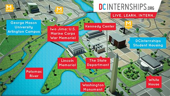 DCinternships.org
