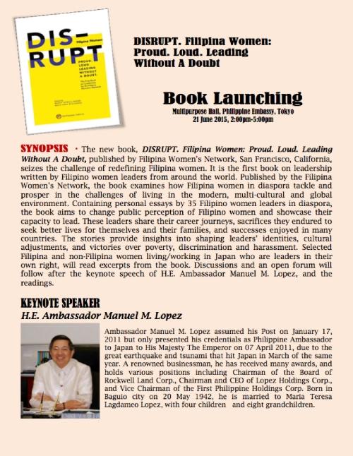 proud filipino essay