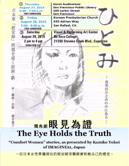 The Eye Holds the Truth Banner Image