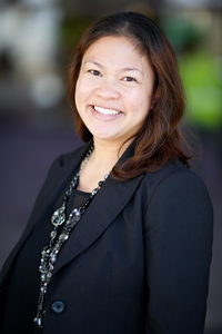 STEPHANIE LOMIBAO  SENIOR VICE PRESIDENT, PHILANTHROPY MANAGER, BANK OF AMERICA IN LOS ANGELES, CALIFORNIA