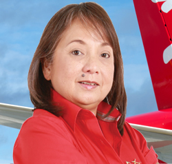 Maan Hontiveros - Air Asia