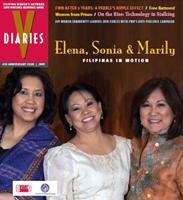V-Diaries 2009 - Elena, Sonia & Marily