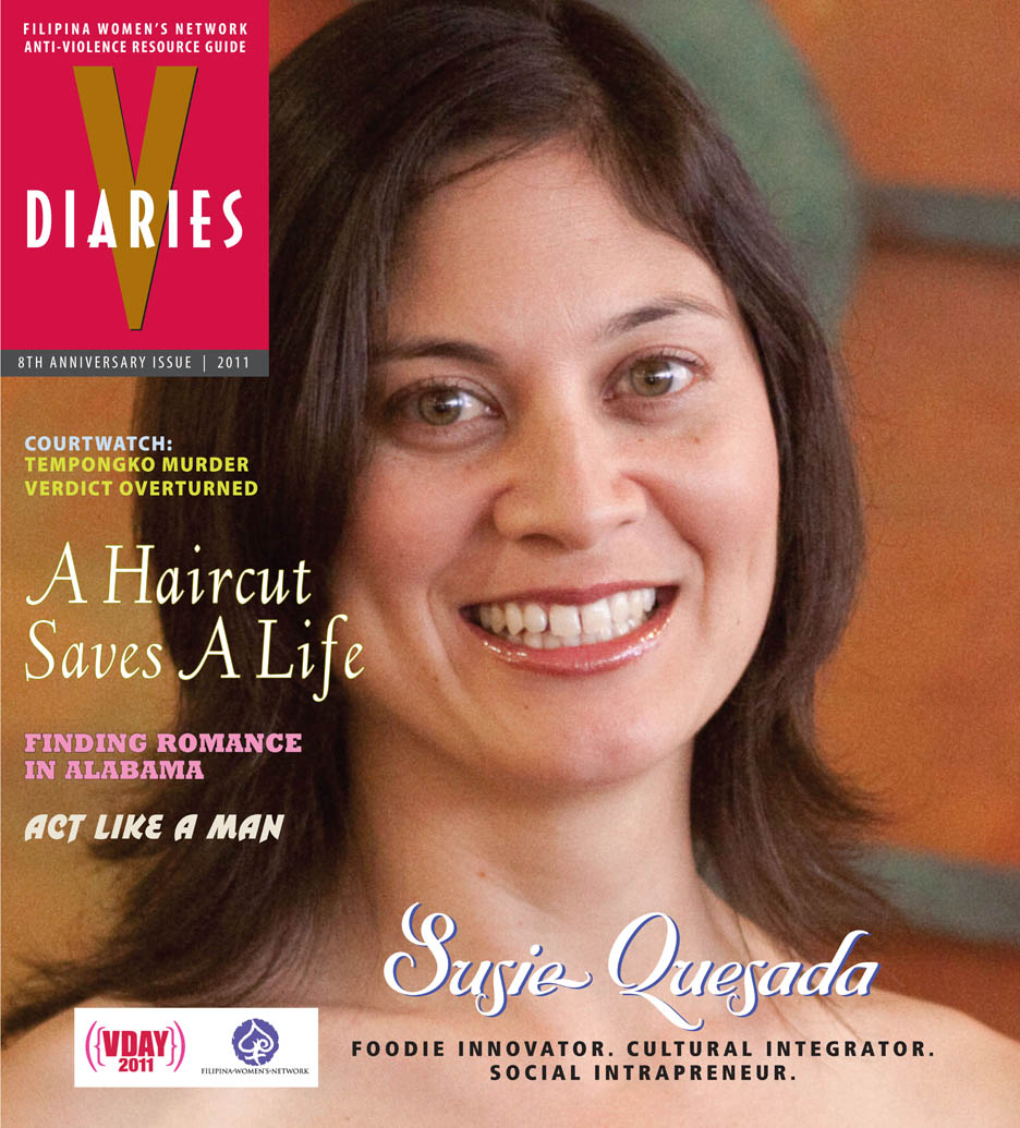 V-Diaries 2011 - Susie Quesada