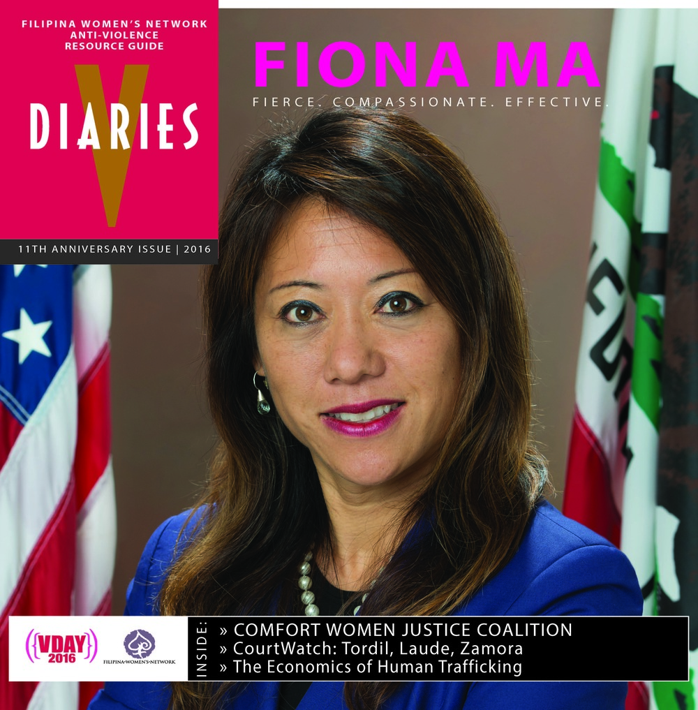V-Diaries 2016 - Fiona Ma